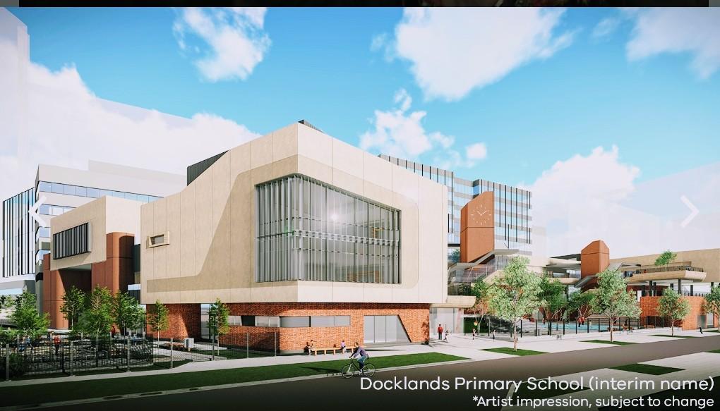 Docklands Primary School